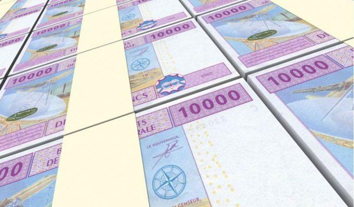 mata uang negara gabon